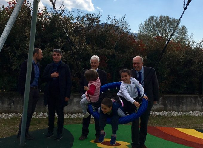 Parcoinfesta: cittadini del quartiere e associazioni sportive unite per organizzare un pomeriggio di sport nel nuovo parco di via Matteotti