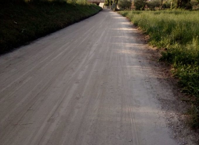 Proseguono i lavori alla pista ciclopedonale del Parco fluviale nel tratto da Ponte a Moriano a Monte San Quirico