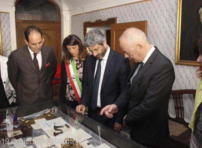Il presidente della Camera Roberto Fico ricorda Antonio Mordini