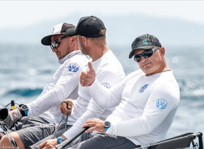 TRIPLETTA RUSSA AL GARMIN DAY DELLA MELGES 20 WORLD LEAGUE DI MARINA DI SCARLINO