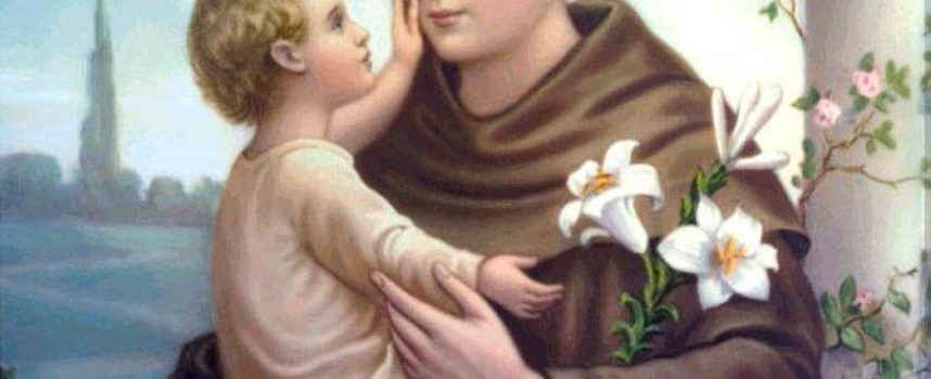 Il Santo del giorno, 13 giugno: Sant'Antonio da Padova,