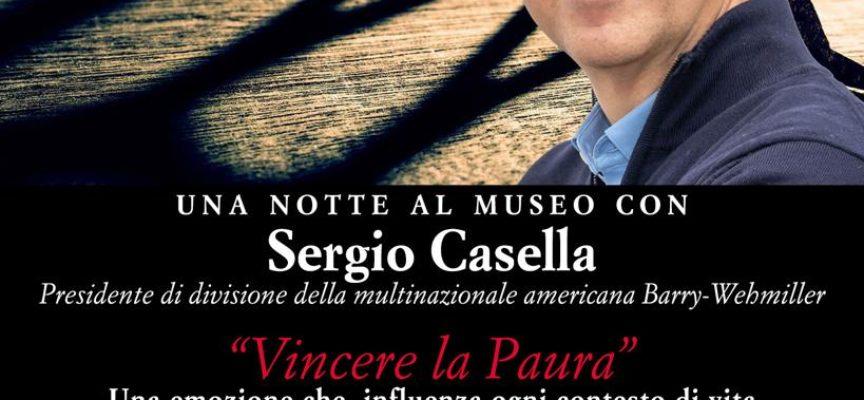 """LUCCA – MUSEO DELLA FOLLIA – """"Una notte al museo"""" con Sergio Casella,"""