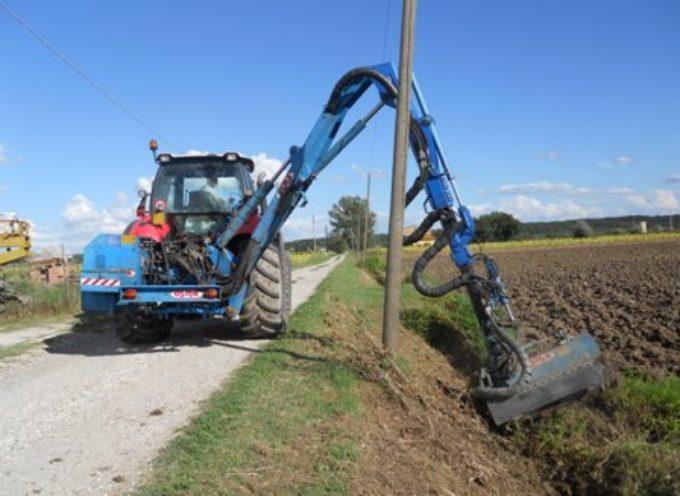 Consorzio, al via la manutenzione dei corsi d'acqua di Lucchesia e Piana