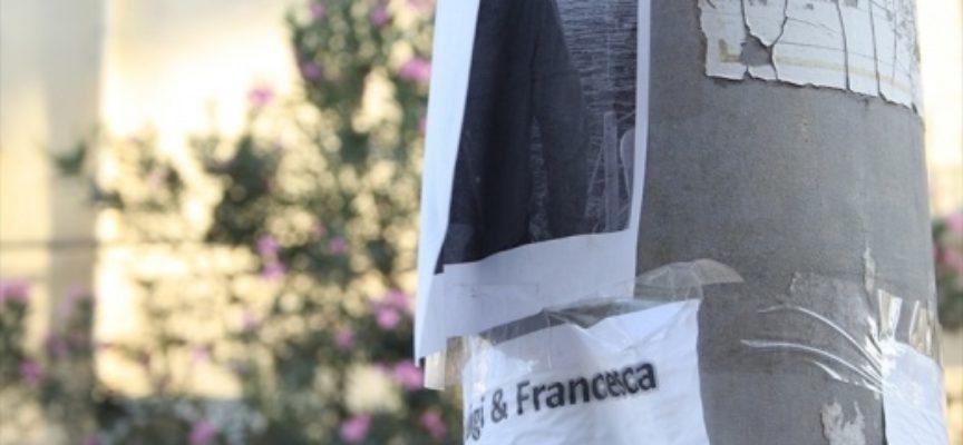 Pietrasanta – affissioni selvagge, 24 ore per rimuovere volantini matrimoni