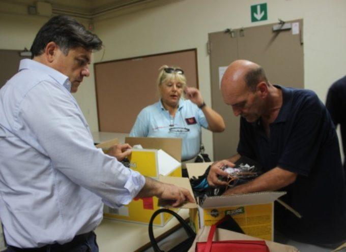 lotta alla contraffazione, maxi sequestro di bigiotteria a Marina di Pietrasanta