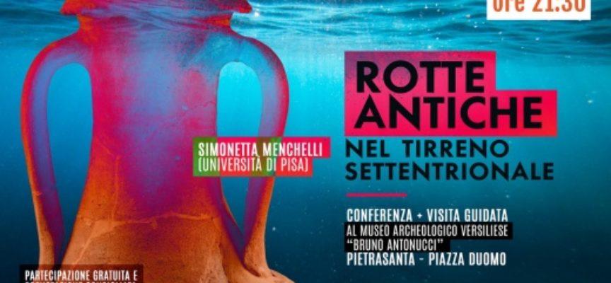 """""""Le notti dell'Archeologia"""" a Pietrasanta, quattro appuntamenti nel centro storico"""