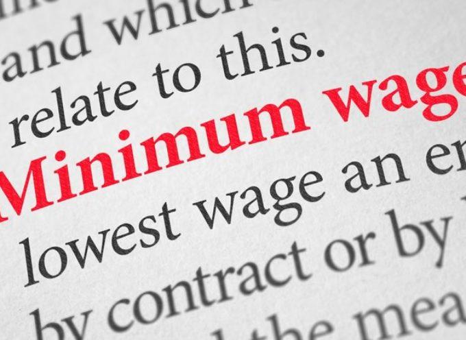 Salario Minimo: quanto ti spetta PER LEGGE dal tuo datore di lavoro