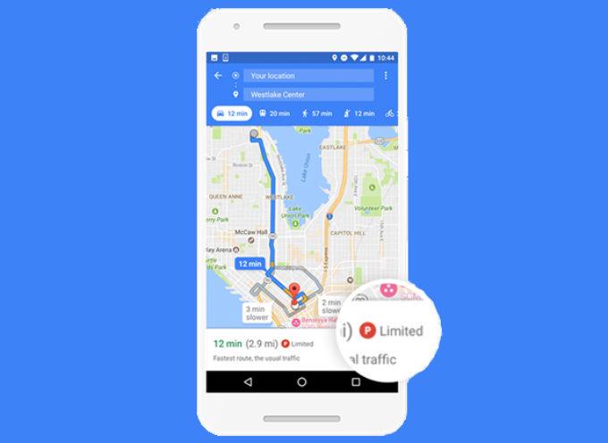 Google Maps ti ricorda dove e' parcheggiata la tua auto! Come fare