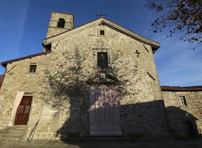 Apertura straordinaria della chiesa parrocchiale di Santa Maria Assunta di Borsigliana in comune di Piazza al Serchio