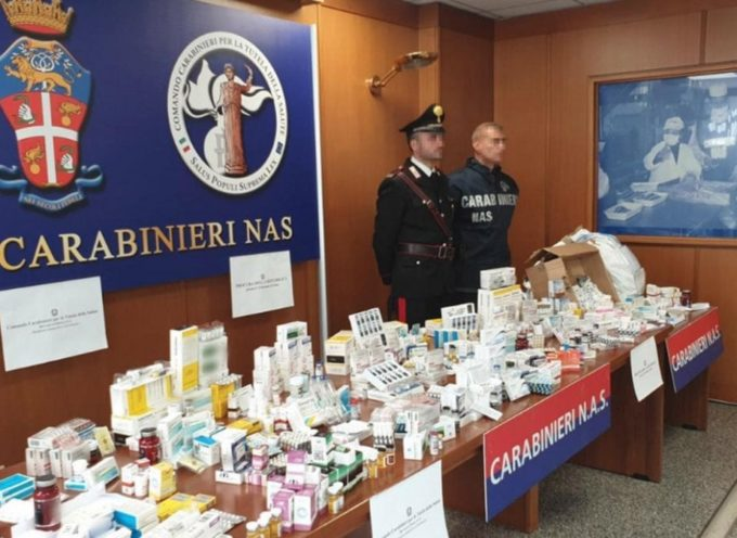 3,8 milioni di prodotti dopanti sequestrati. Smantellata un'organizzazione dedita al traffico internazionale di sostanze dopanti tra Italia e Romania.