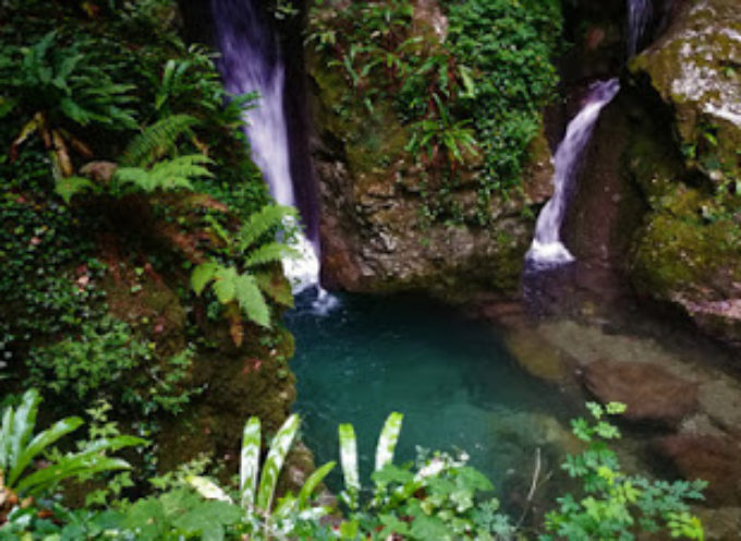 CANDALLA: tra cascate e incantevoli piscine naturali.