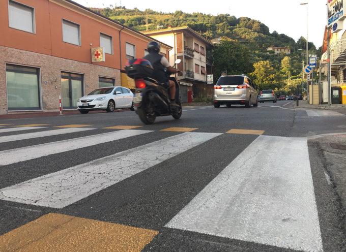 Sicurezza stradale: in arrivo nuovi dossi rallentatori e attraversamenti pedonali rialzati
