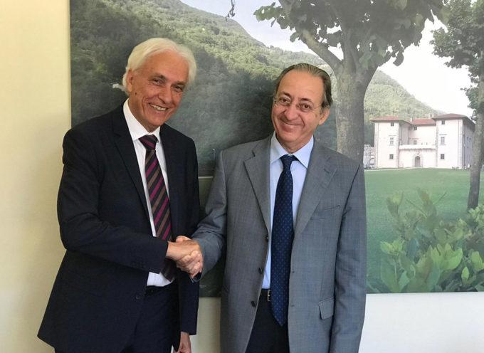 Il sindaco Riccardo Tarabella esprime il cordoglio della comunità seravezzina per la scomparsa del Prefetto LeopoldoFalco