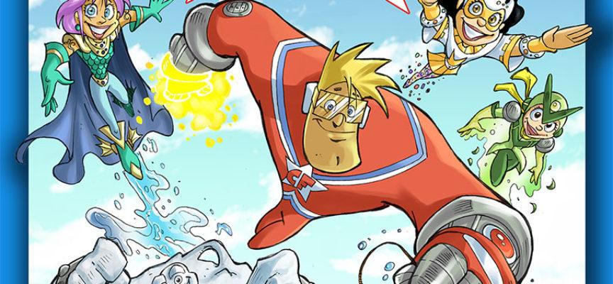 Versilia Heroes, un fumetto e un gruppo di supereori con una missione da compiere