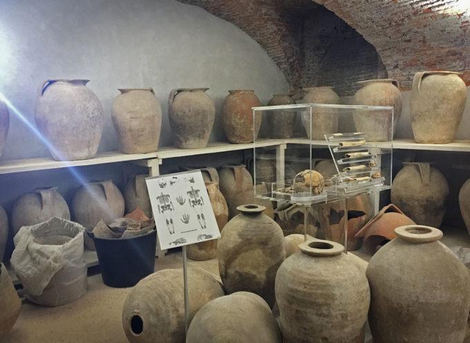 Notti dell'archeologia: a Palazzo Mediceo visita guidata gratuita all'Antiquarium e laboratorio didattico per i più piccini