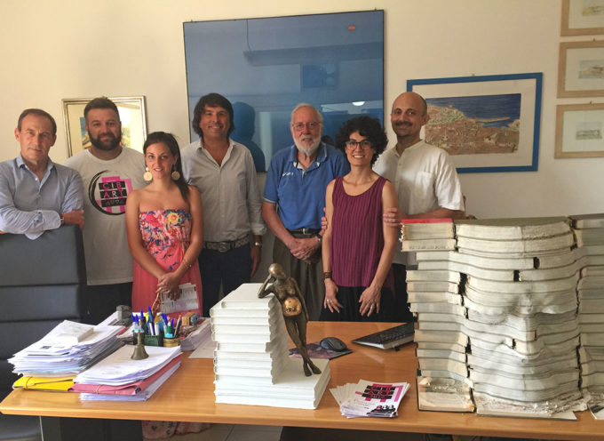 CIBART – Antonio Mastromarino ed Eleonora Francioni, in collaborazione con ERSU, rendono possibile il connubio tra arte esalvaguardia dell'ambiente