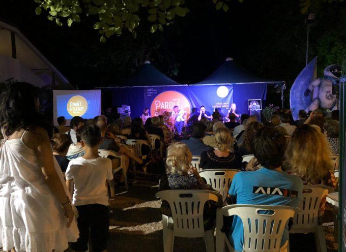 Terza serata di Parole d'Estate, festival culturale Marina di Pietrasanta