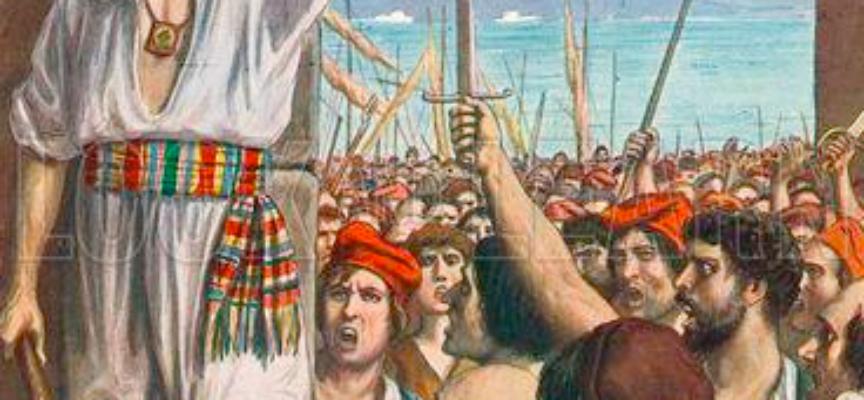 accaddeoggi il 7 luglio 1647 scoppia a Napoli la rivolta di Masaniello contro il vicereame spagnolo