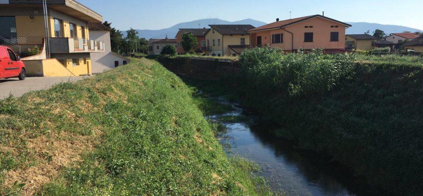PORCARI – Il Consorzio di Bonifica Toscana Nord sta ultimando in questi giorni lo sfalcio dei fossi comunali,