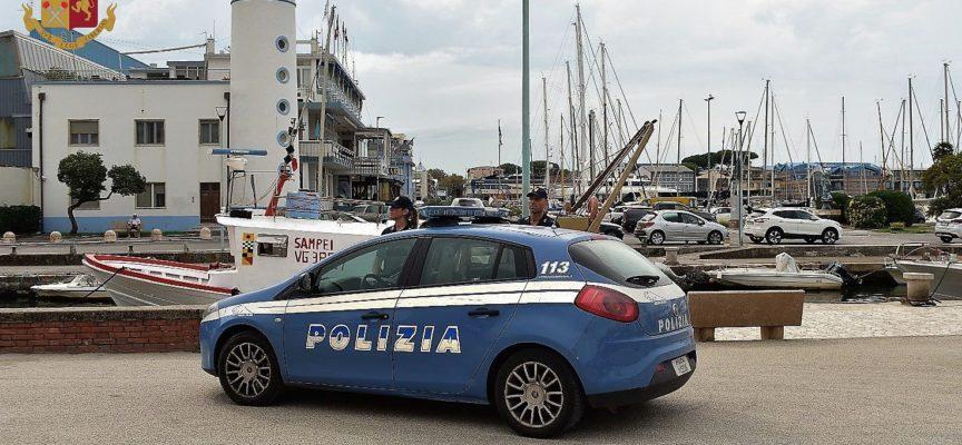 Viareggio – denunciato per furto aggravato