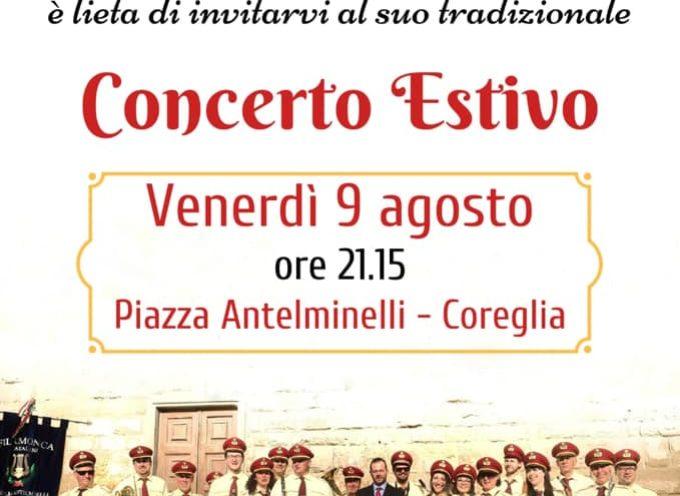 Concerto Estivo a Coreglia Antelminelli