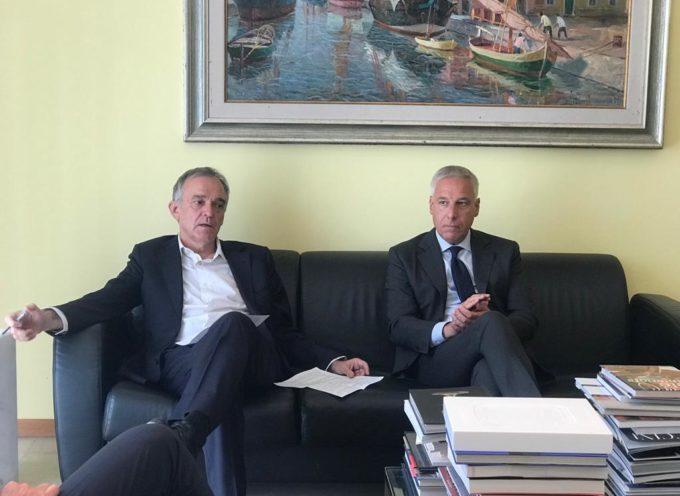 Rossi e Del Ghingaro firmano un protocollo per lo sviluppo di Viareggio