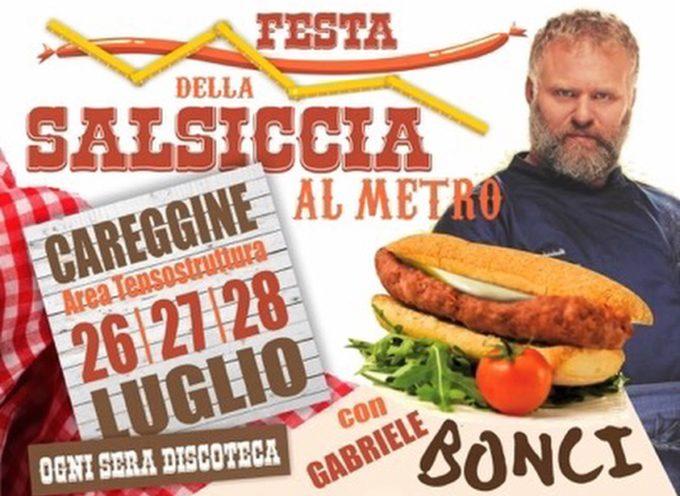 CAREGGINE-CONFERMATA LA FESTA DI STASERA