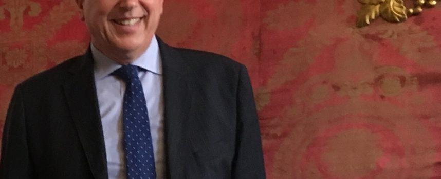 Real Collegio Estate ospita il sindaco Alessandro Tambellini