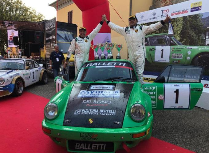 La 2ª Coppa delle Ville Lucchesi incorona il senese Alberto Salvini
