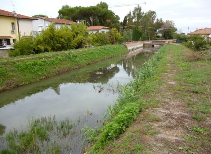 Canale Trebbiano e canale Fillungo, urgente intervenire con opere strutturali