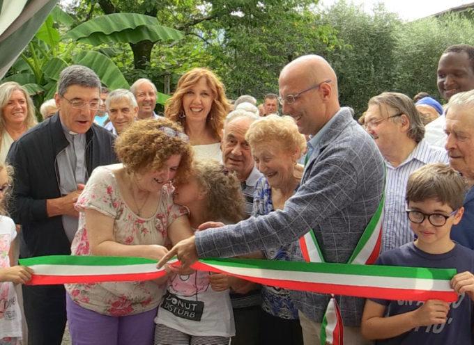 Inaugurata la nuova sala della fattoria didattica a San Pietro in Campo