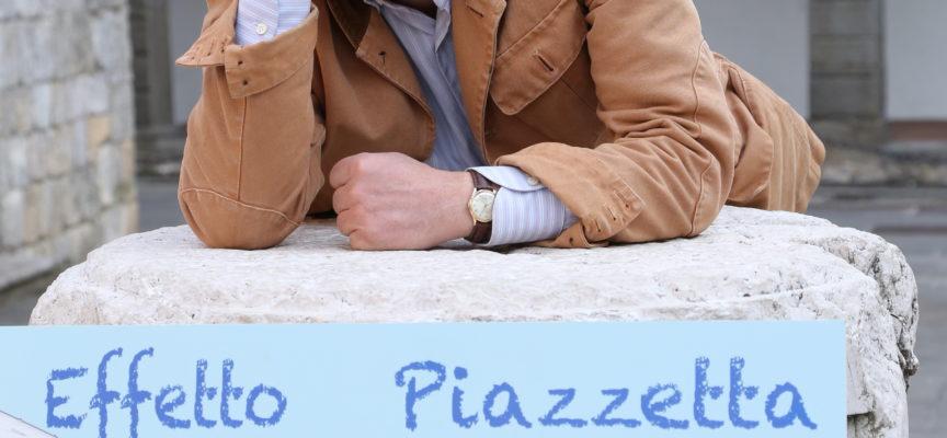 SABATO 6 LUGLIO ORE 18.30 Piazza Diaz a Camaiore EFFETTO PIAZZETTA