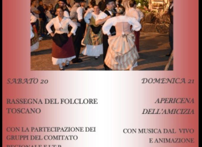Due giorni di Folclore a Camporgiano con la Rassegna dei gruppi folclorici toscani