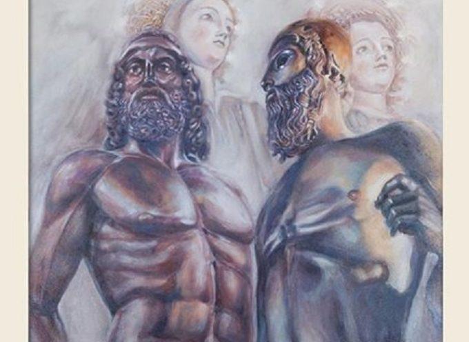 Da LUNEDI 22 LUGLIO la pittrice lucchese Cinzia Coronese espone alcune sue opere a Firenze palazzo Consiglio Regionale