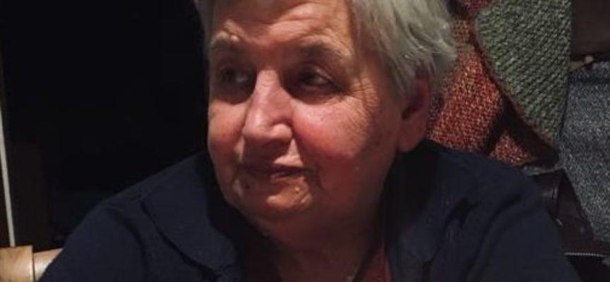 Lutto a Seravezza: muore Maria Teresa Gherardi, madre del Presidente della Pro Loco, Marco Bertagna