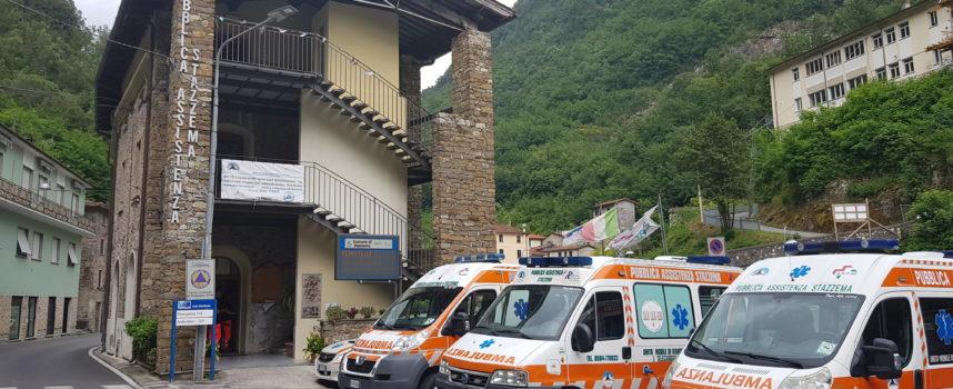 Pontestazzemese – Distretto ASL: a luglio e agosto non ci sarà il medico a bordo dell'ambulanza