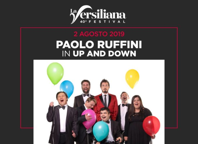 La Versiliana – Up and Down, la Compagnia Mayor Von Frinzius con Paolo Ruffini