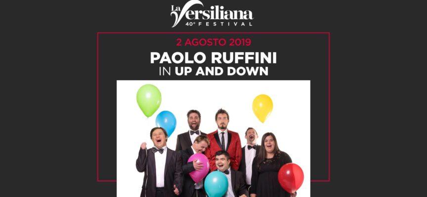 La Versiliana – Up and Down, la Compagnia Mayor Von Frinzius con Paolo Ruffini