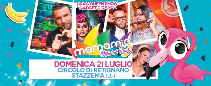Retignano – Domenica il II° appuntamento con Mamamia Summer 2019