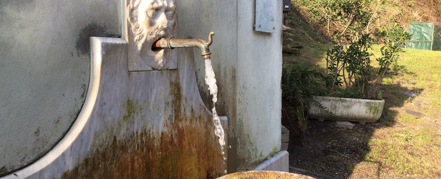 Sorgente di Riomagno: vietato l'uso dell'acqua potabile fino agli esiti delle prossime analisi
