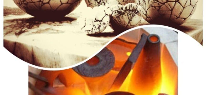 Cibart 2019 – Massimo Gentili…i miei elementi, terra e fuoco
