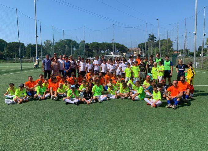 Forte dei Marmi – Calcio alla Pergolaia, Campus 2019