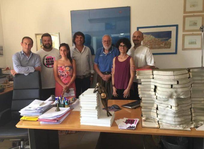 Cibart – Antonio Mastromarino ed Eleonora Francioni, in collaborazione con ERSU, rendono possibile il prezioso connubio tra arte e salvaguardia dell'ambiente