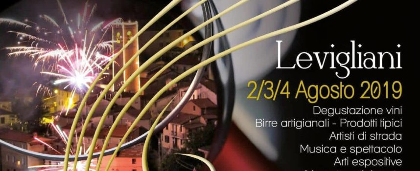 Levigliani, 2-3-4-agosto – Torna il Wine Art Festival, uno degli eventi più attesi del Comune di Stazzema