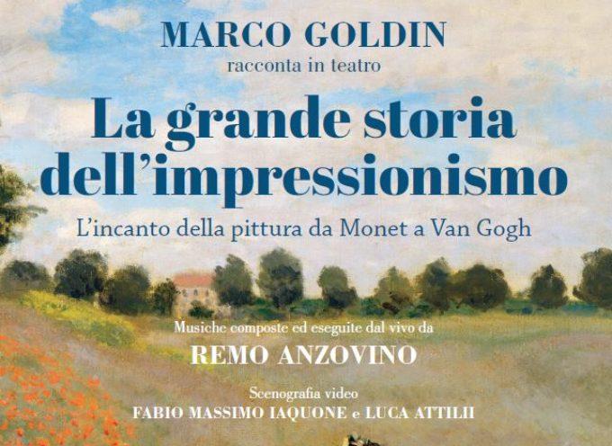Villa Bertelli – La meraviglia dell'arte, Marco Goldin racconta l'Impressionismo
