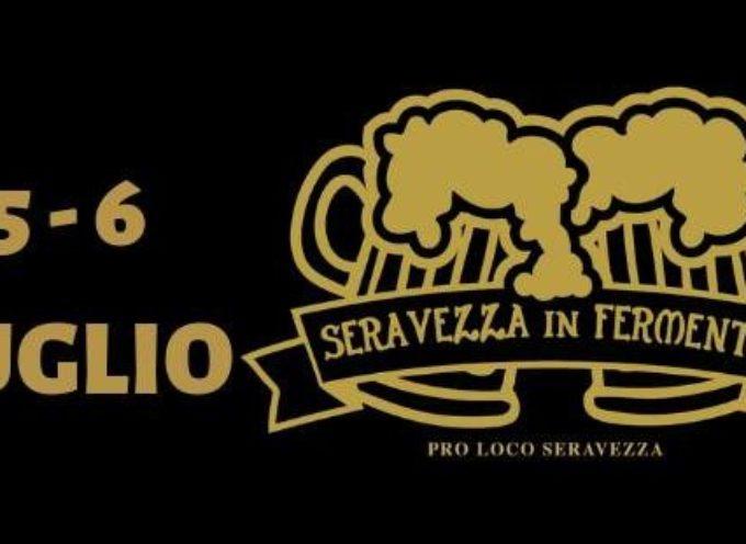 SERAVEZZA IN FERMENTO – La Festa della Birra a cui non puoi mancare!