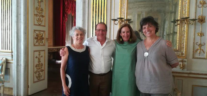 Incontro con Raymond Isola: un ponte tra Lucca e gli Stati Uniti per i progetti educativi innovativi