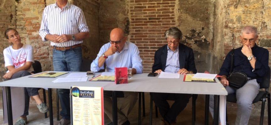 Incontri d'arte, musica e cultura per riscoprire un angolo nascosto di Lucca Al via l'edizione zero di Real Collegio Estate nel chiostro di Santa Caterina