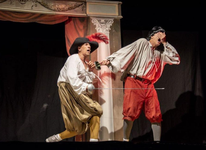 """""""Le opere complete di Shakespeare in 90 minuti"""", inaugura gli appuntamenti estivi curati dal Teatro Jenco di Viareggio"""