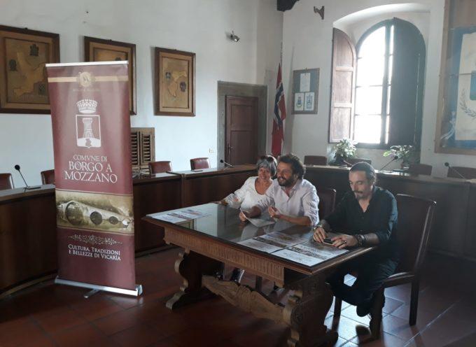 Borgo a mozzano BORGO è BELLEZZA conferenza stampa di Presentazione programma 2019